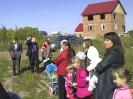 Открытие детской площадки на Добровидова