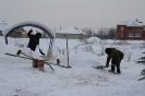 Подготовка к Новогоднему празднику (декабрь 2012)