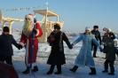 Открытие площадки и Новогодний праздник. 23 декабря 2012.